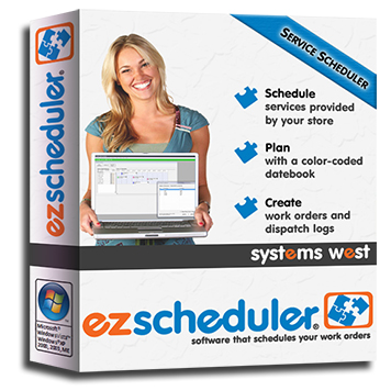 ezscheduler Box, Large